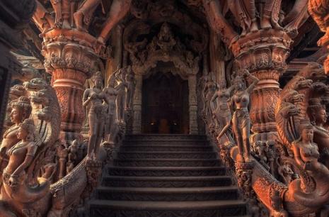 Hram Istine, Tajland
