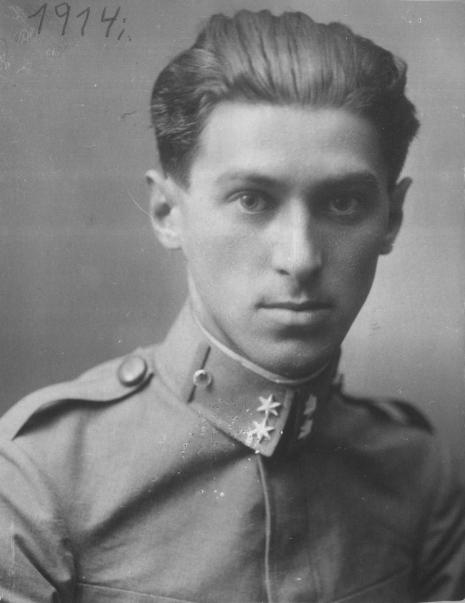 Црњански 1914.