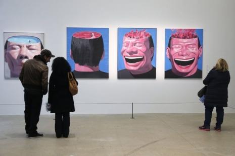 """Slike iz serijala """"Sećanje"""" (2000), Pariz, 2012. (arrestedmotion.com)"""