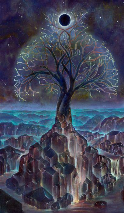 Aloria Weaver - Axis Mundi