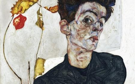 Egon Šile, I deo: Autoportretima do samospoznaje