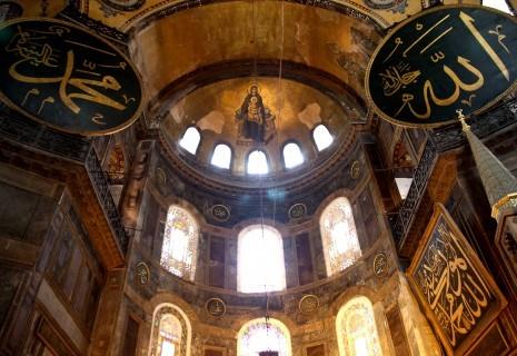 Sveta Sofija, Istanbul