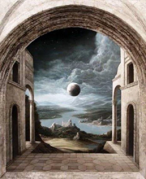 Atlantis i planeta Melanholia - Dmitry Kochanovich