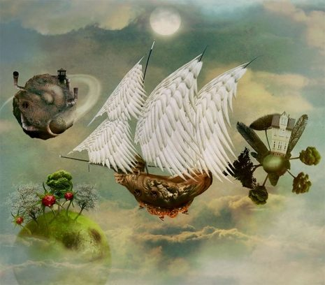 Leteće jedrilice i leteći puževi - Susanne Weigand