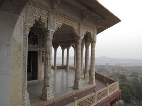 Mesto zatočeništva Sah Džahana