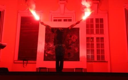 """Sto godina nakon Maljevičevog """"Crnog kvadrata na beloj pozadini"""" ili o suprematističkoj tranziciji"""