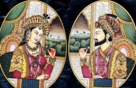 Mumtaz Mahal i Šah Džahal