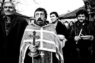 Slika 12: Dragoslav Ilic, Sv. Trifun u Rajcu, 1989.