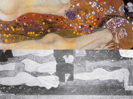 Egon Šile, II deo: Klimtovim stopama