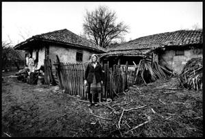 Slika 8: Dragoslav Ilic, Žena iz Sarkamena 1, 1990.