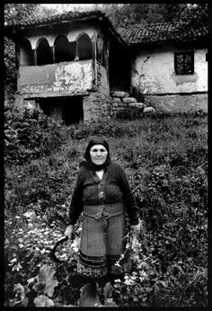 Slika 9: Dragoslav Ilic, Žena iz Sarkamena 2, 1990.