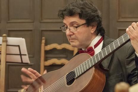 Koncertje a Csabai Városházán