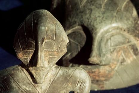 Foto: Profimedia, Figurine Vinčanske kulture
