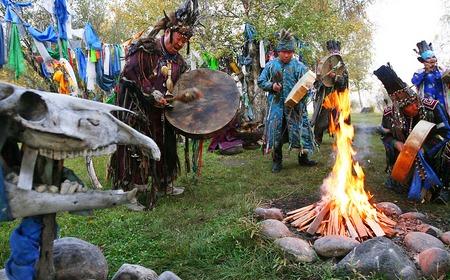 Није лако бити сибирски шаман