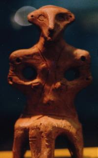 Foto: Wikipedia/Yak, Figurina Vinčanske kulture