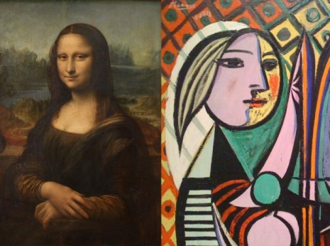 Kako smo od Mona Lize došli do Pikasa? - Foto: Nathan Laurell / Flickr, Wikimedia Commons / Public domain