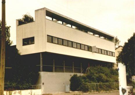 L.Korbizje, Dvostruka kuća-primer primene principa moderen arhitekture