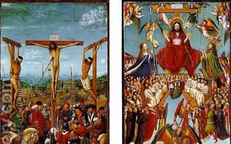 Strašni sud u zapadnoevropskoj umetnosti