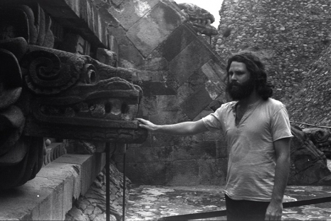 Jim Morrison in Mexico