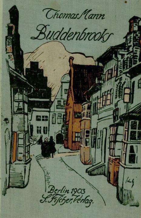 Buddenbrooks-Thomas-Mann