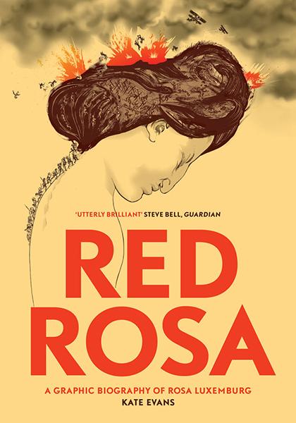crvena rosa 1