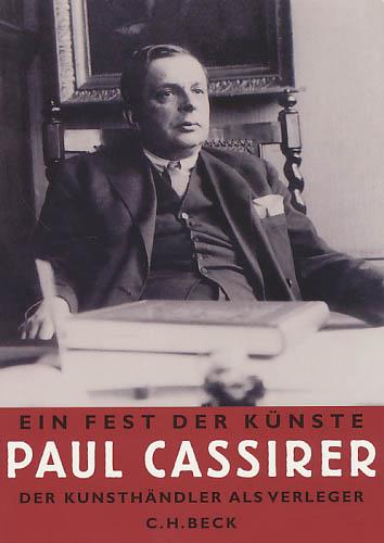 Buchtitel-Paul-Cassirer
