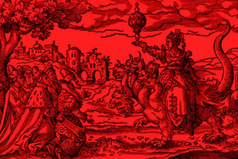 Babalon, Pehar i Lav-Zmija (deo II)