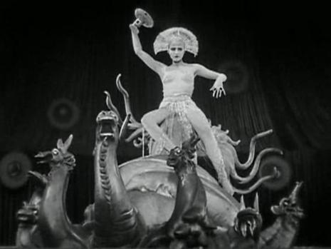 Babalon (Skerletna Žena i Zvezda) (deo I)
