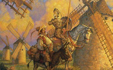 Sančo Pansa i Don Kihot