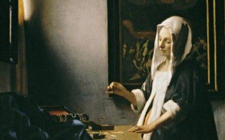"""Vermerova renesansa i """"Žena sa vagom"""""""