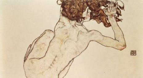 Egon Šile: Sakralnost ljudskih figura