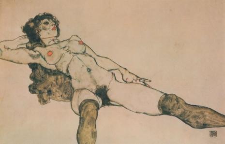 Egon Šile, III deo: Sakralnost ljudskih figura