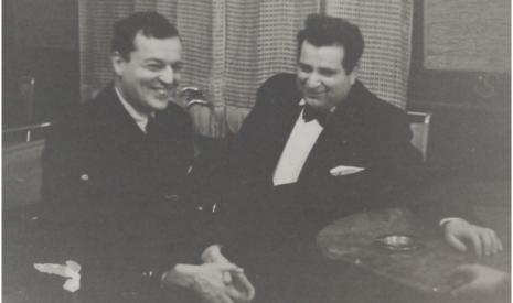 Stanislav Vinaver i Stanislav Krakov