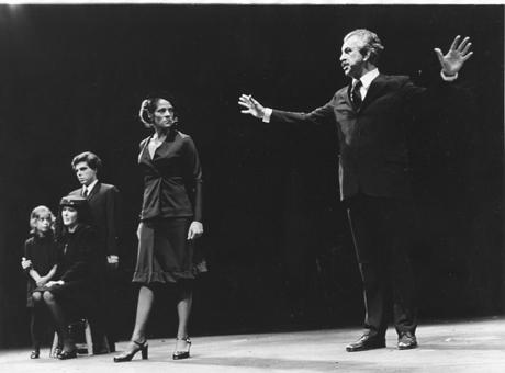 Williamstown theatre festival, 1975.