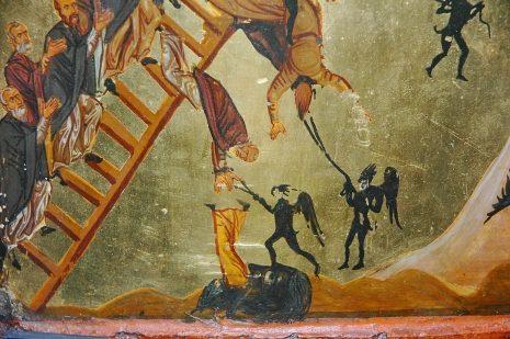 Свети Јован Лествичник - Лествица