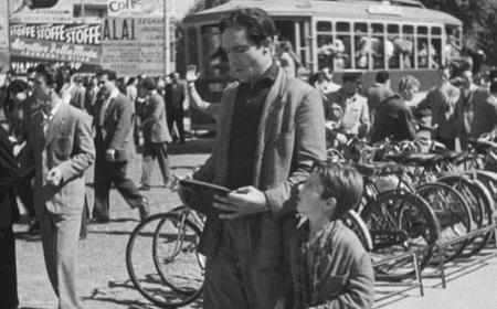 """""""Kradljivci bicikala"""" (1948) – Vitorio De Sika"""
