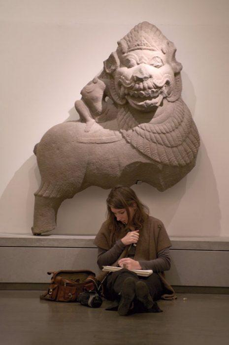 filozofija-i-fotografija-zena-i-lav