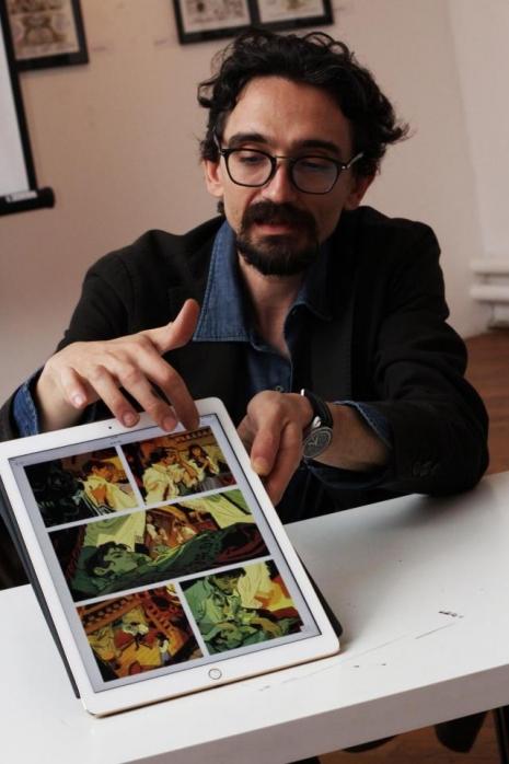 Roberto Rekioni. Foto: Dušan Mladenović