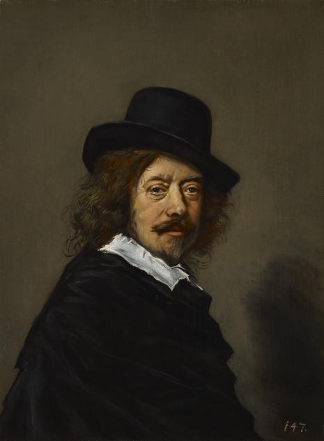 Kopija autoportreta Fransa Halsa