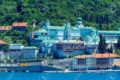 45508707-saint-panteleimon-monastery-athos-peninsula-mount-athos-chalkidiki-greece-stock-photo