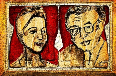 Simone de Beauvoir i Jean-Paul Sartre