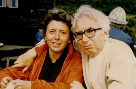 *Eleonora i Viktor Frankl, foto: Profimedia