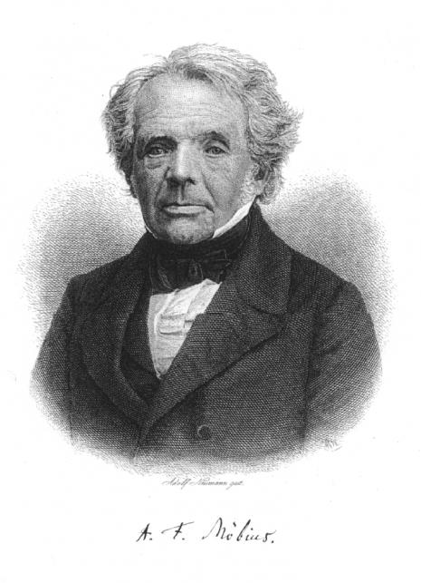Аугуст Фердинанд Мебију