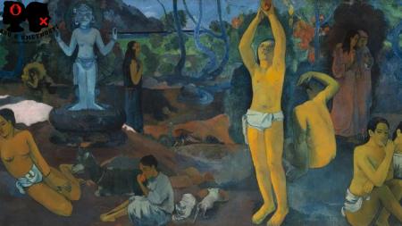 Пол Гоген – разбијање табуа