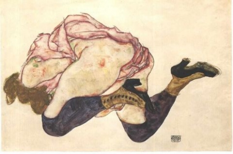 Slikarstvo bez pokajanja – Egon Schiele
