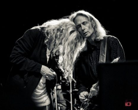 Patti Smith i Lenny Kaye