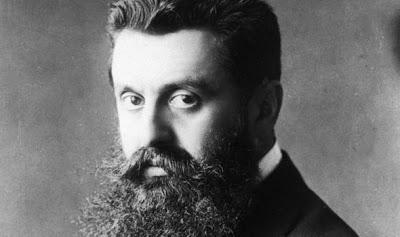 Rezultat slika za Теодор Херцл