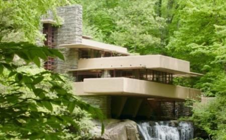 Frenk Lojd Rajt – arhitekta
