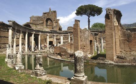 Hadrijanova vila u Tivoliju