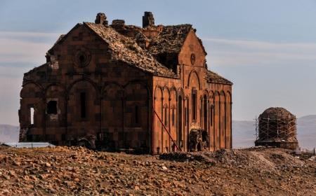 Древни град Ани: Кавкаска Помпеја